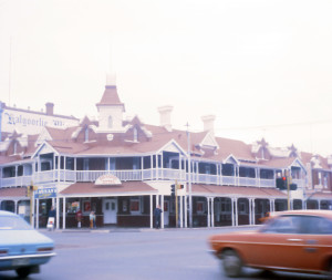 The Exchange Hotel, Kalgoorlie, Western Australia