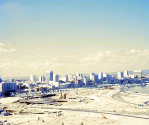 The development of freeways in Perth, Western Australia